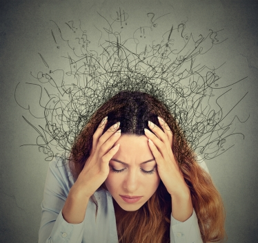mental clutter stress overload overwhelm